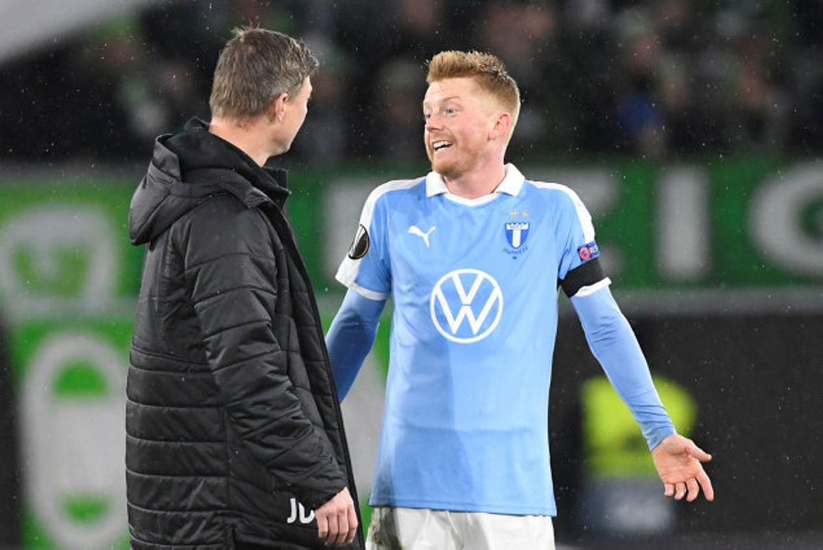 """Han er """"min Messi"""" siger Jon Dahl Tomasson om Anders Christiansen i et interview med Aftonbladet. (arkivfoto) Foto: Fabian Bimmer/Reuters"""