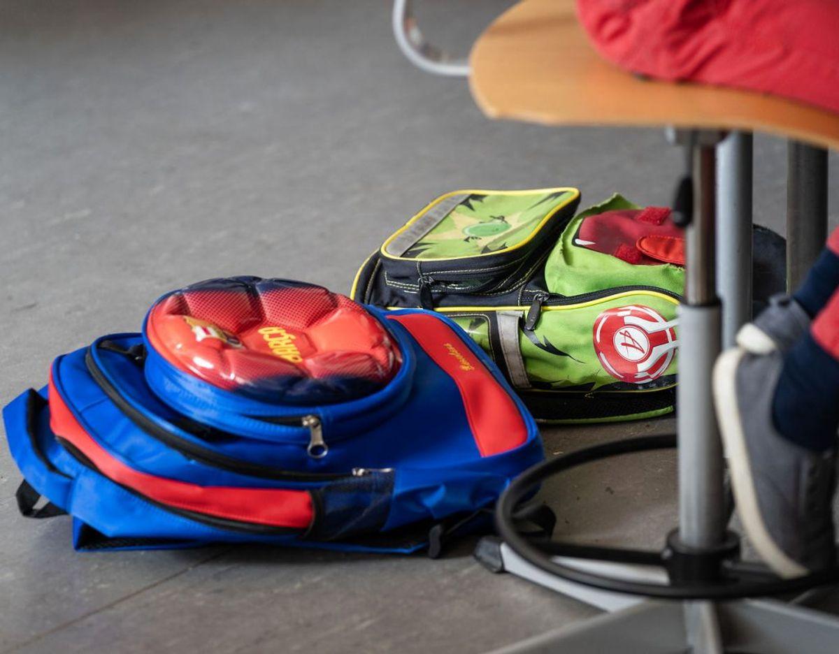 Samtlige skoler i Ishøj bliver igen lukket ned. Foto: Niels Christian Vilmann/Ritzau Scanpix
