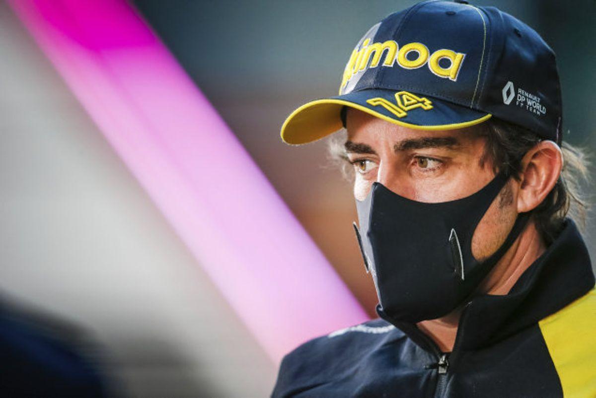 Fernando Alonso gør i år comeback i Formel 1. (Arkivfoto) Foto: Hasan Bratic/Scanpix