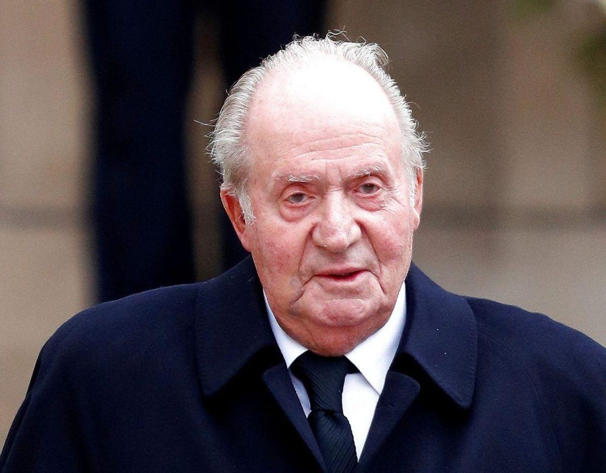 Eks kong Juan Carlos, der i august månde valgte at gå i eksil i Dubai efter påstande om, at han står bag nogle tvivlsomme, økonomiske transaktioner. Foto: Scanpix/REUTERS/Francois Lenoir/File Photo