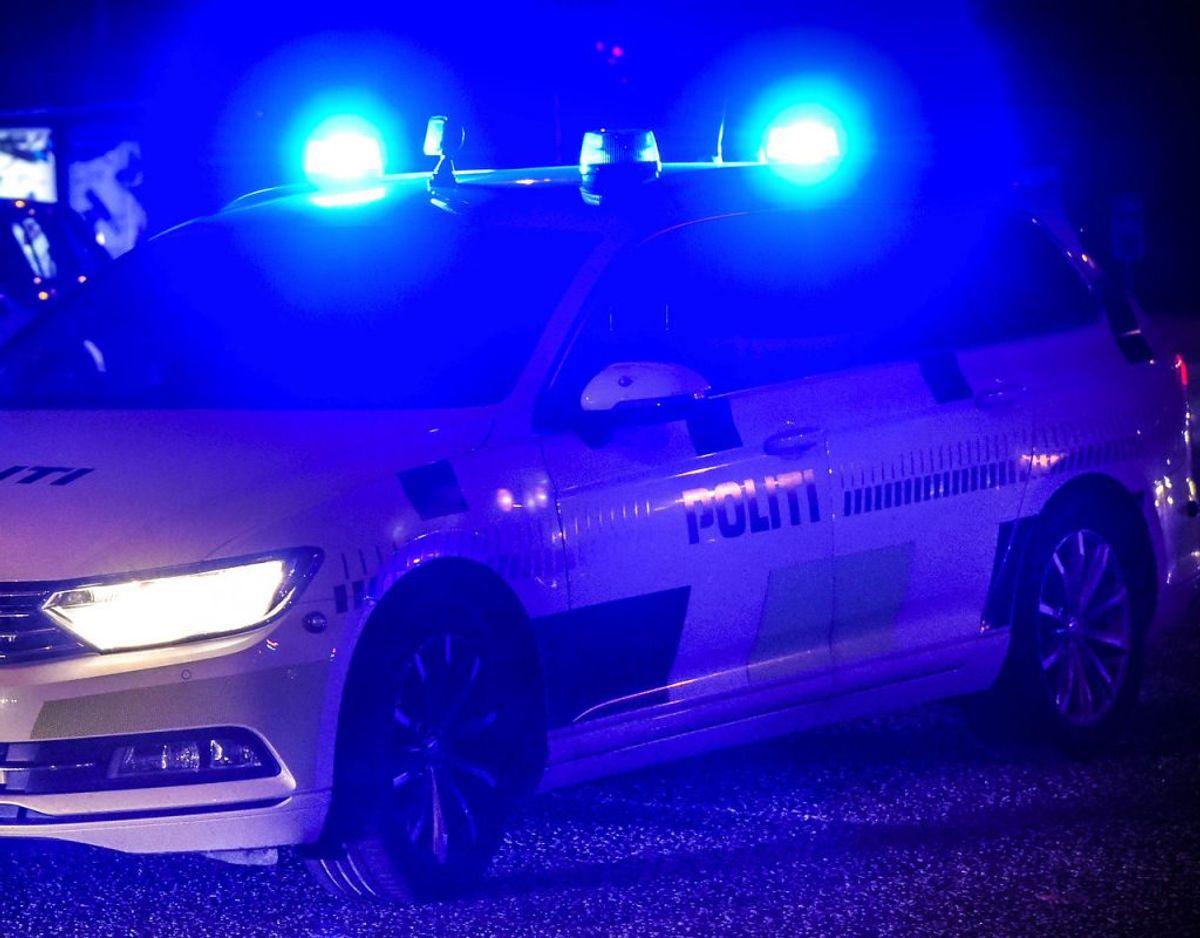 Politiet kender endnu ikke årsagen til ulykken. Arkivfoto: Ritzau Scanpix.