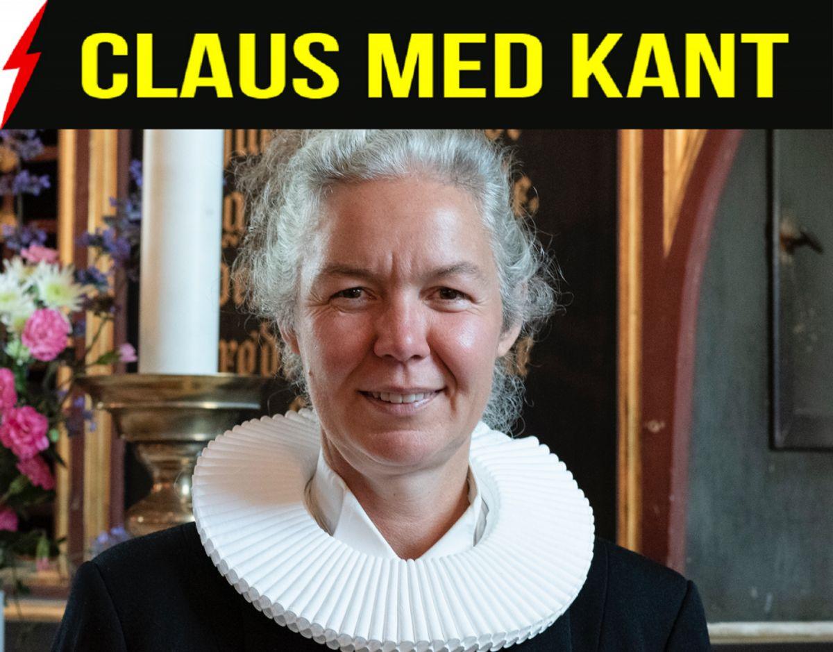 Provst Annette Bennedsgaard. Arkivfoto: Østbirk Avis