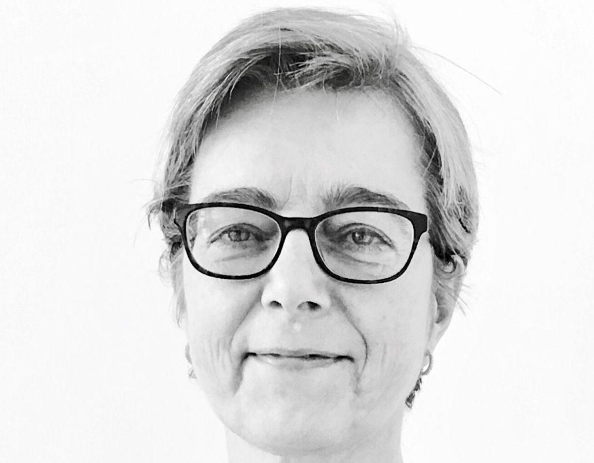 Birgit Daetz, kommunikationsdirektør for Boligsiden, der ejes af de fleste danske ejendomsmæglerkæder. Foto: Boligsiden