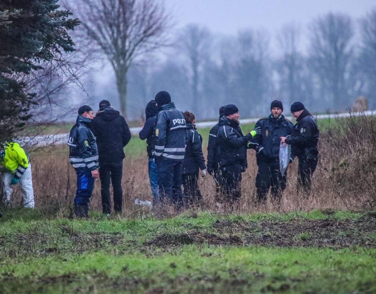 Politiet leder fortsat efter Maria From Jakobsen, men man bygger ikke hele sagen, mod den mistænke, op efter et eventuelt fund. Foto: Presse-fotos.dk.