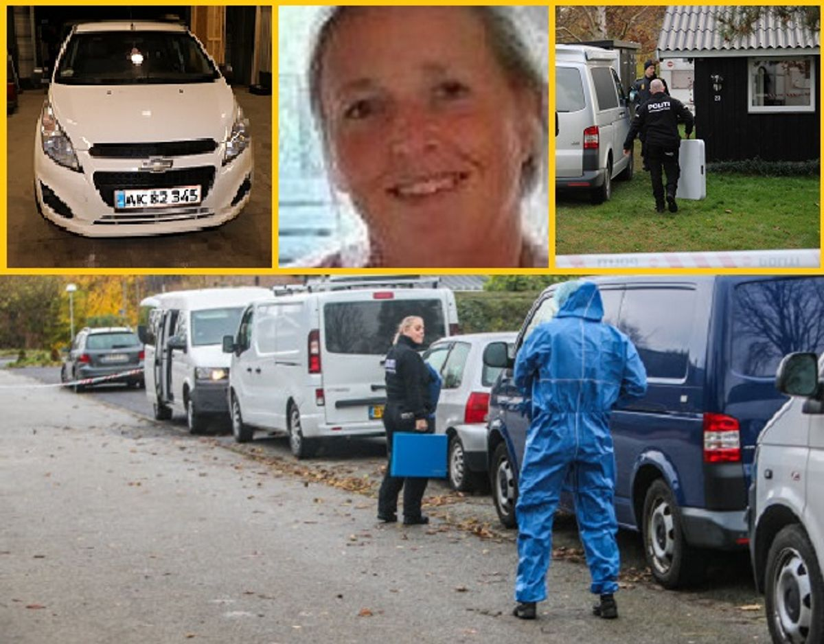 Det er vigtigt for politiet at finde liget af 43-årige Maria From Jakobsen fra Frederikssund. Ellers kan det blive svært at dokumentere, hvordan hun mistede livet, og om gerningsmanden havde til hensigt, at hun skulle dø. Indtil videre er hendes bil fundet og politiet har ransaget familiens sommerhus. Foto: Presse-fotos.dk/Politiet.