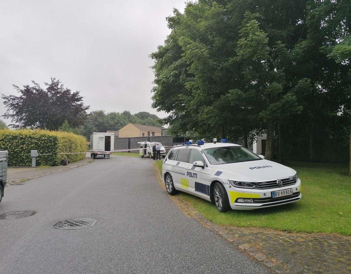 Politiet har rejst tiltale mod en 38-årig mand i en drabssag fra juli 2020. Foto: Øxenholt Foto.