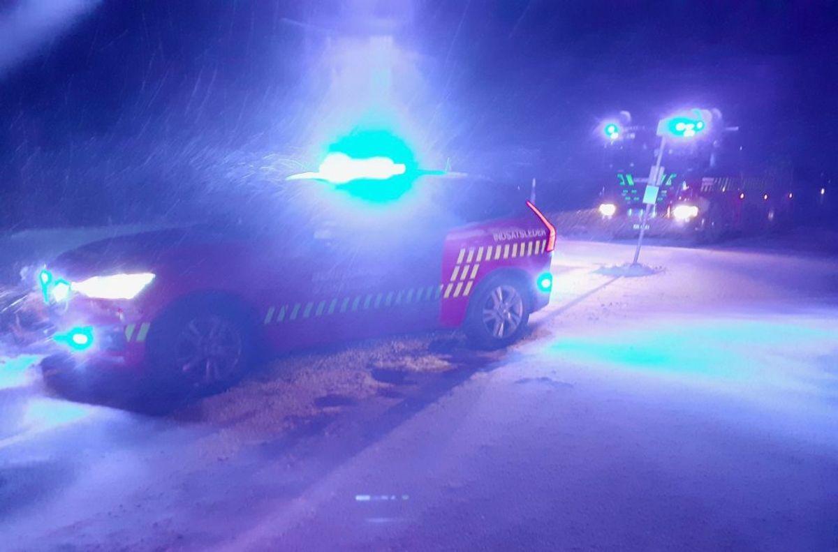 Politiet har indsat både og helikopter i eftersøgningen af en 61-årig mand. KLIK for mere. Foto: Presse-fotos.dk