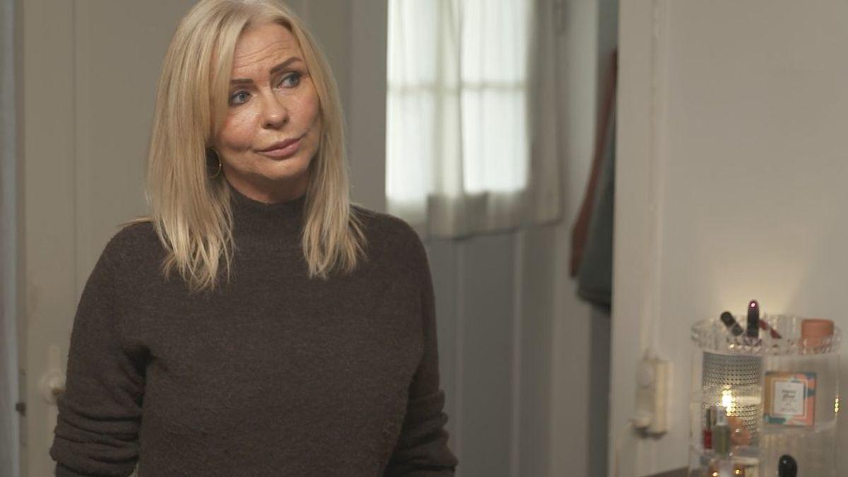 Mette deltager i sæsonpræmieren på Luksusfælden tirsdag aften. Pressefoto: Nordic Entertainment Group
