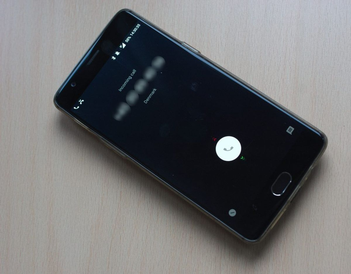 De mange nye funktioner er en del af Android 11., men det er ikke nødvendigvis alle telefoner, der får adgang til dem. Genrefoto.