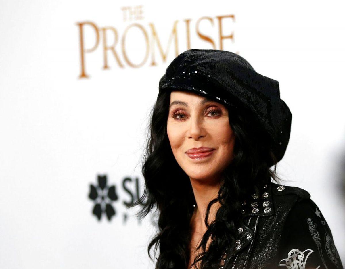 Cher var på i 1999. Klik videre for flere billeder. Foto: Scanpix/REUTERS/Mario Anzuoni