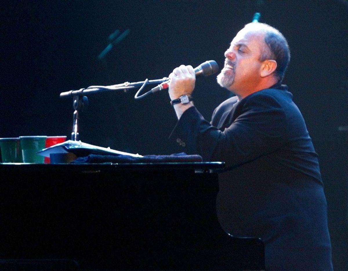 Billy Joel sang for i 2007. Klik videre for flere billeder. Foto: Scanpix/REUTERS/Adrees Latif