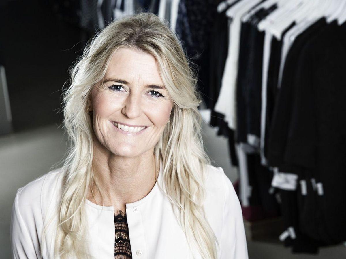 Rikke Solberg er tidligere landsholdsspiller i håndbold og ejer i dag en tøjbutik i Egå ved Aarhus. Lørdag fylder hun 50. (Foto: TYCHO GREGERS/Ritzau Scanpix)