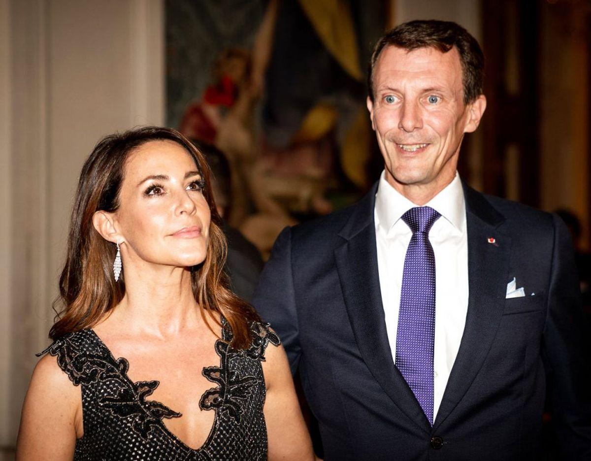 Prins Joachim og prinsesse Marie blev gift i 2008. Foto: Ida Marie Odgaard/Ritzau Scanpix