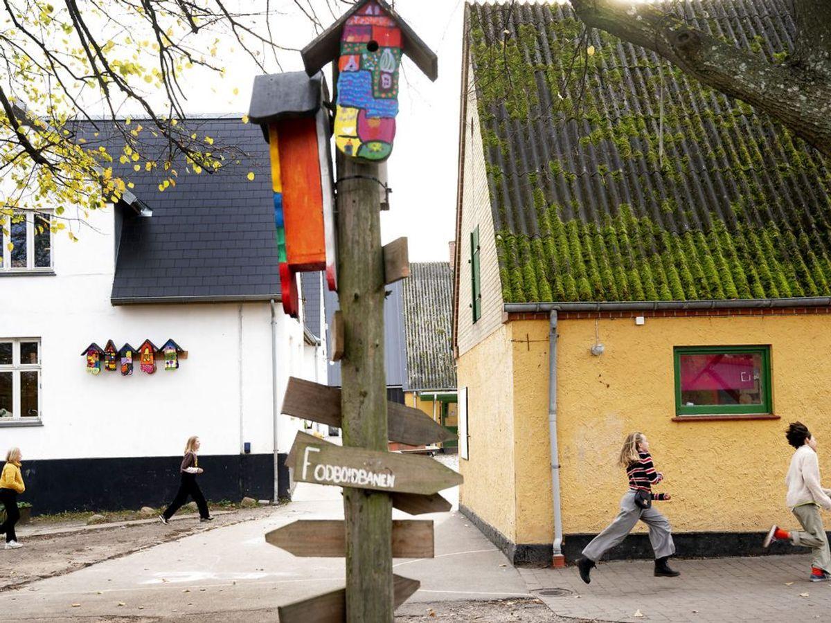 Met et indbyggertal lige over 30.000 hører Halsnæs til en af landets mindre kommuner. Alligevel blev fire personer mindst en million kroner rigere. Foto: Linda Kastrup/Ritzau Scanpix.