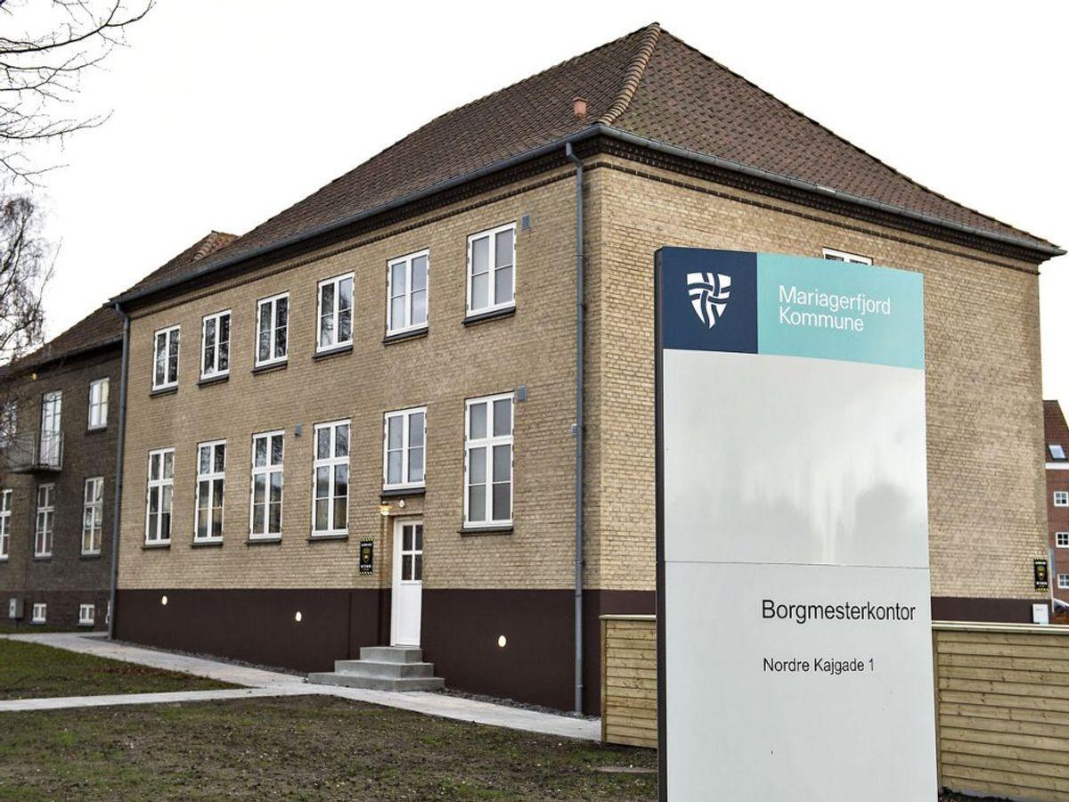 Fem nye millionærer i Mariagerfjord Kommune. Foto: Henning Bagger/Ritzau Scanpix.