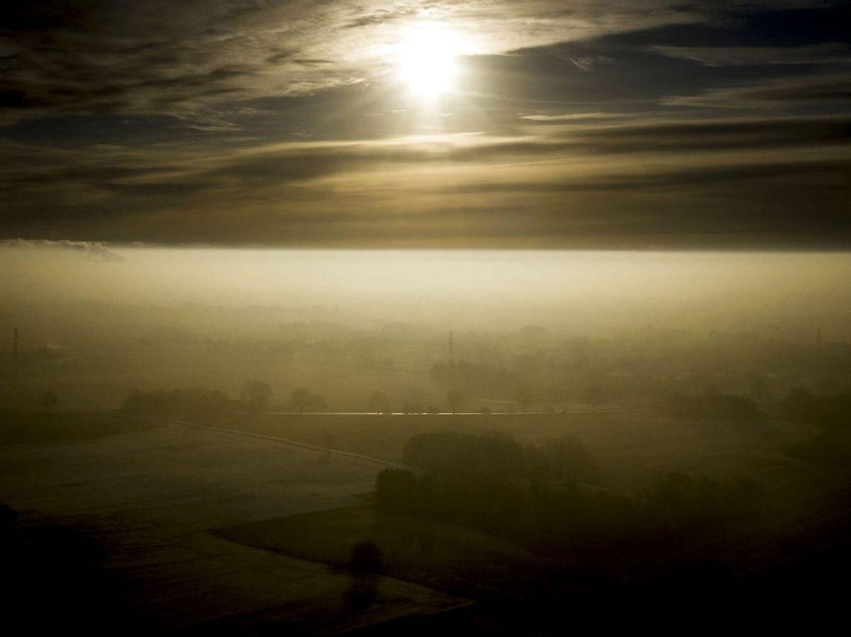 Men solen vil være dominerende. (Foto: Mads Claus Rasmussen/Ritzau Scanpix)
