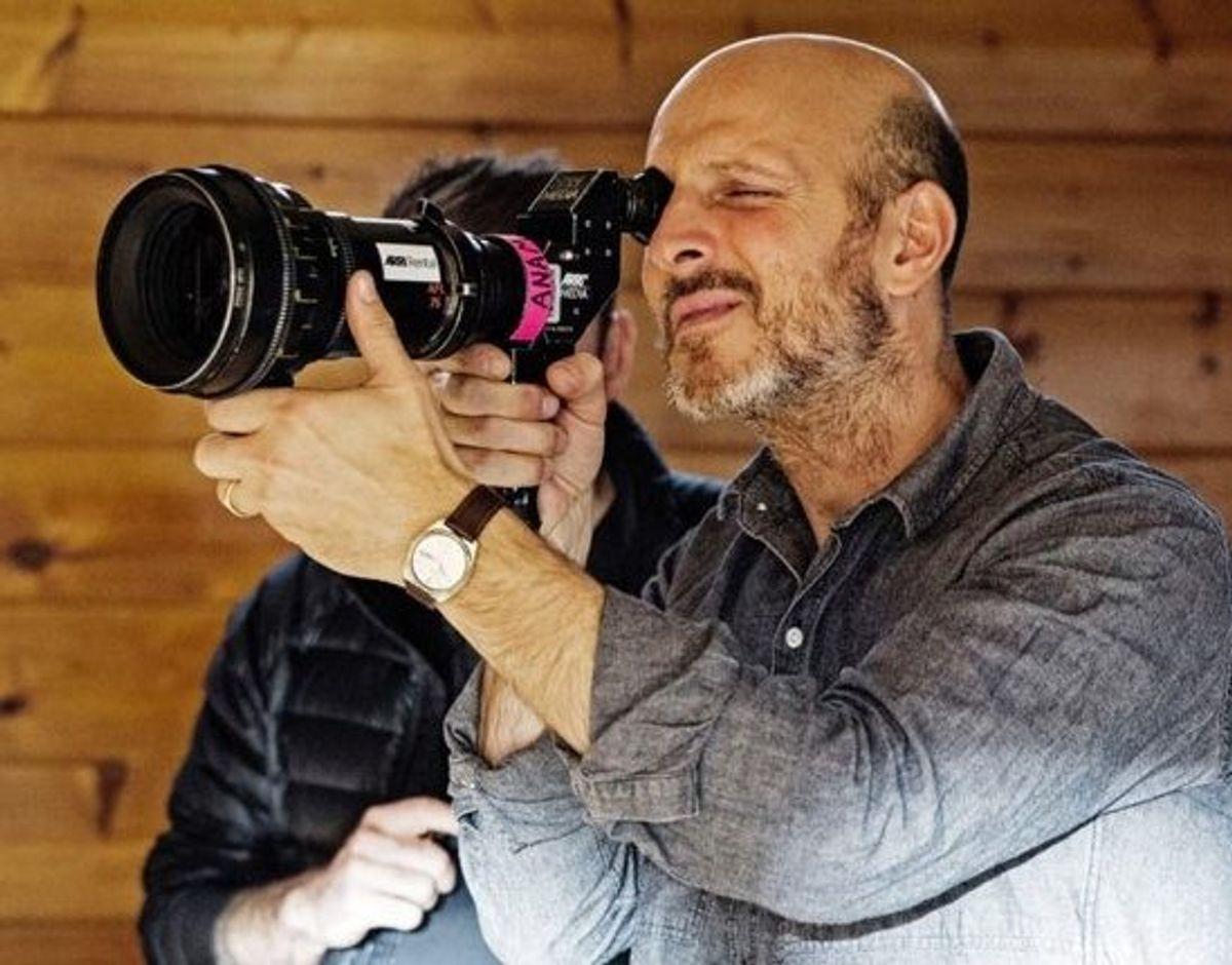 Den danske filmfotograf David Katznelson fylder 50 år torsdag den 4. februar. – Foto: Tine Harden/Free