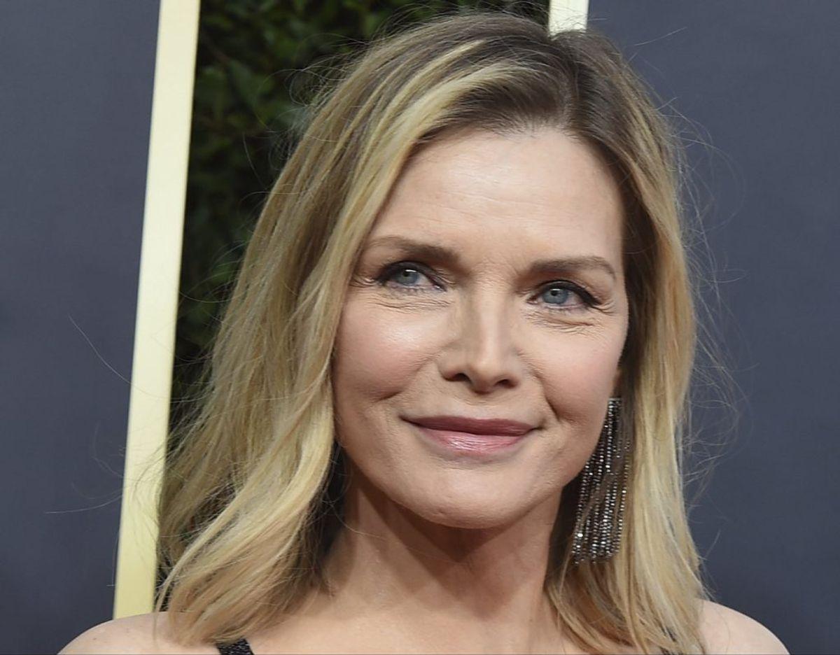 """Michelle Pfeiffer er især kendt for sin rolle som Catwoman i """"Batman Returns"""". I øjeblikket er hun ved at indspille en helt ny rolle, nemlig som præsidentfruen Betty Ford i den kommende Susanne Bier-instruerede serie """"First Ladies"""". (Arkivfoto) – Foto: Scanpix"""