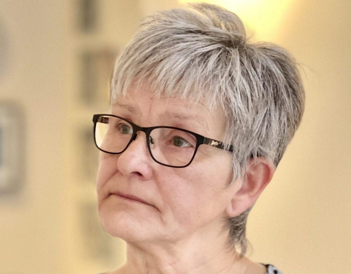 Britta Buhl håber på, at tilfangetagelsen af den mand, der er tiltalt for trafikdrabet på hendes søn, kan sætte et punktum for sagen. Foto: Massimo Grillo