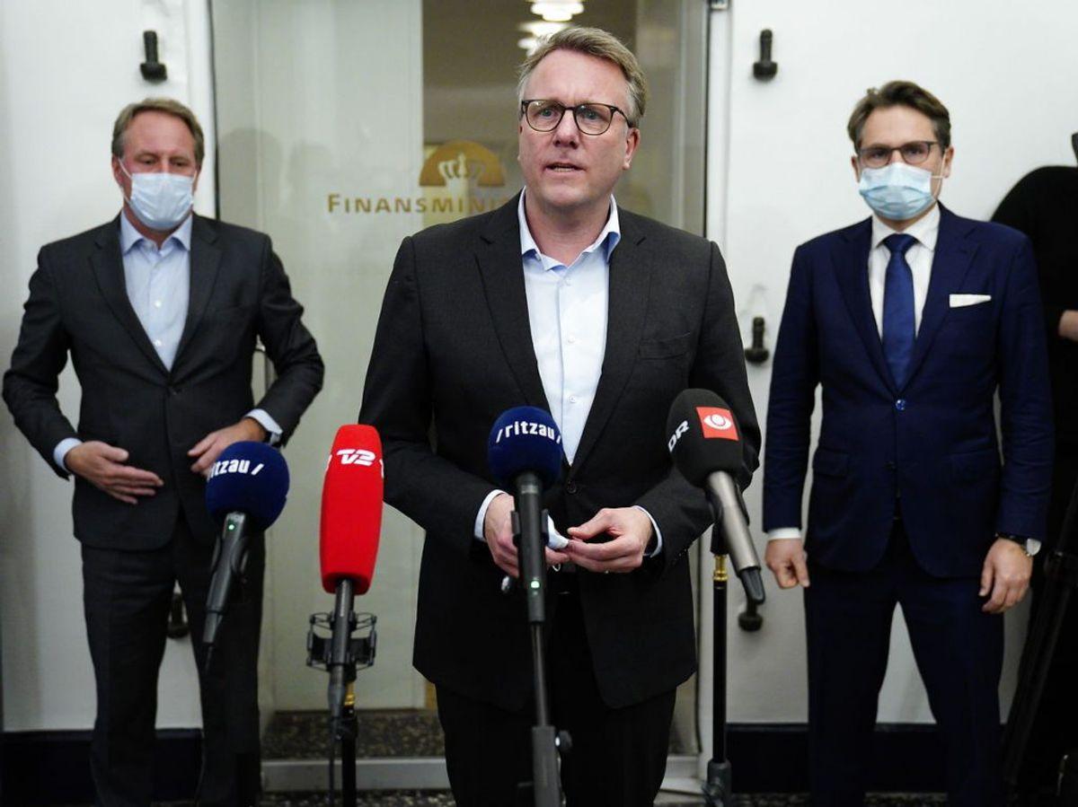 Digitalt coronapas er på vej til danskerne. Foto: Scanpix.