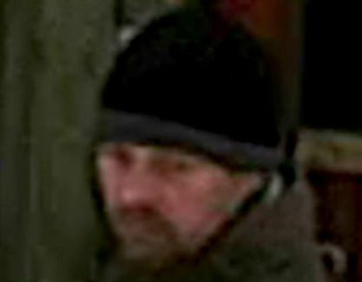 Nærbillede af gerningsmanden. Foto: Fyns Politi