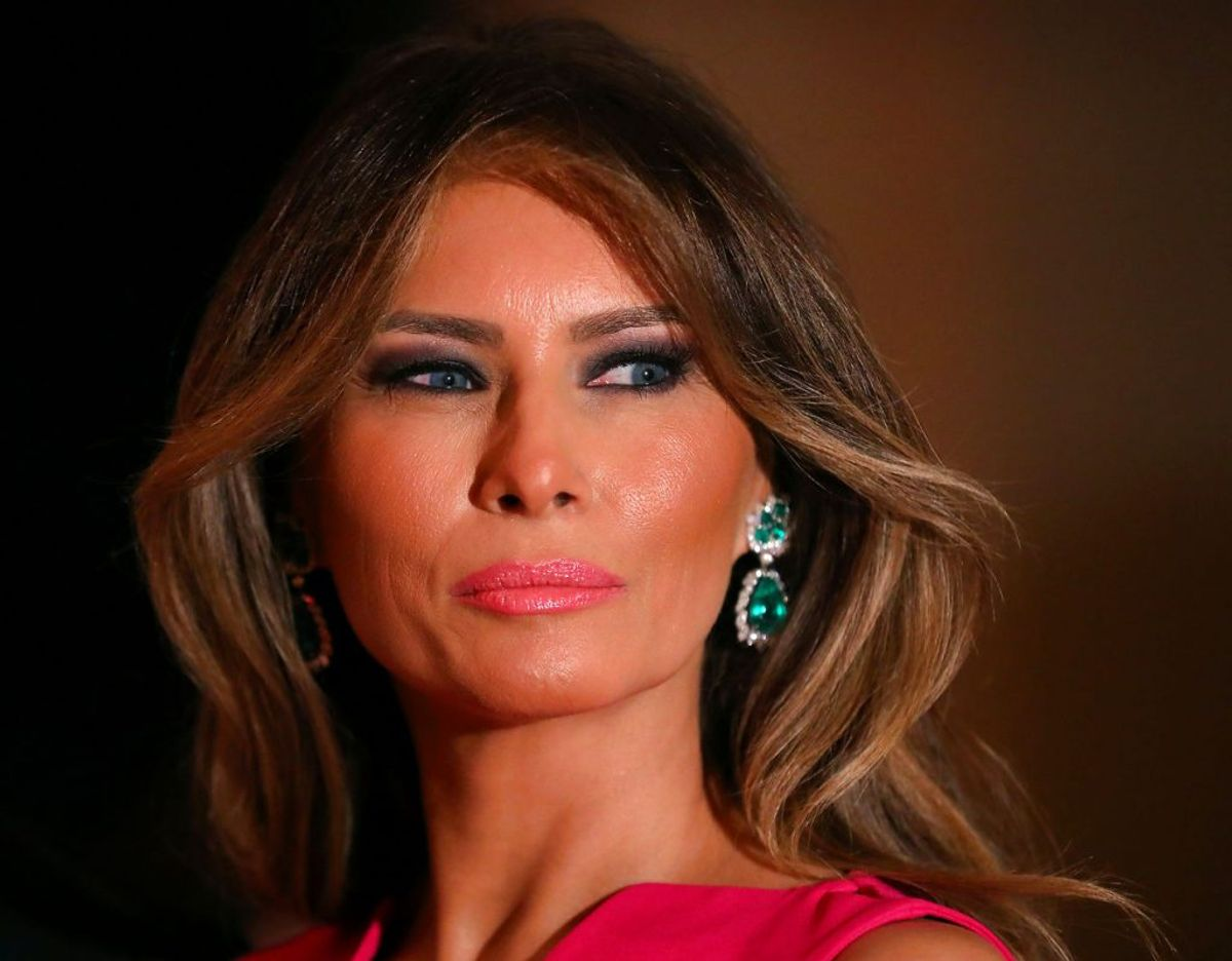 Melania blev nærmest latterliggjort, da hun søsatte sit 'Be Best' projekt midt i sin mands præsidentperiode. Klik videre for flere billeder. Foto: Scanpix/REUTERS/Carlos Barria