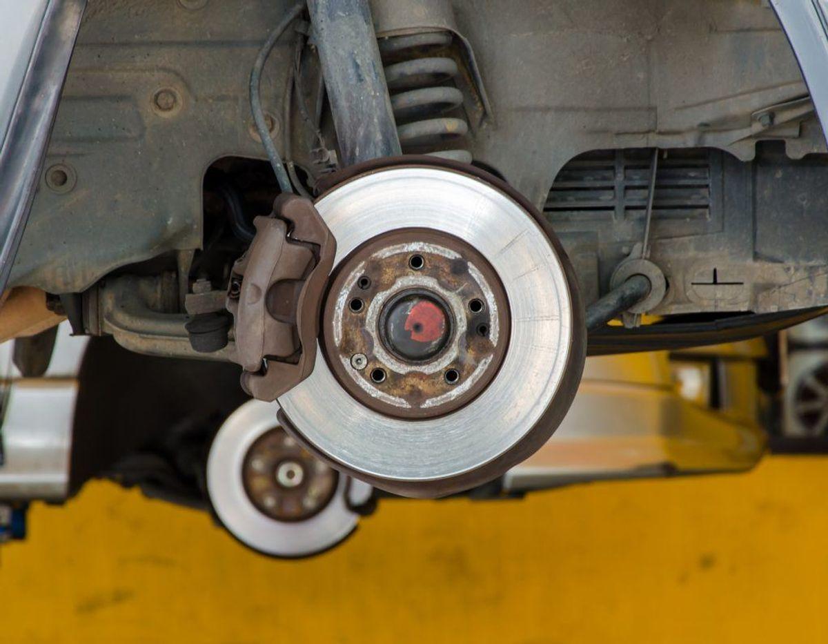 Er der problemer med differentialgearet skal du aldrig prøve selv at reparere det. Det er en så følsom mekanisme, at du hellere må lade fagfolk om det. Kilde: Reader's Digest. Arkivfoto.
