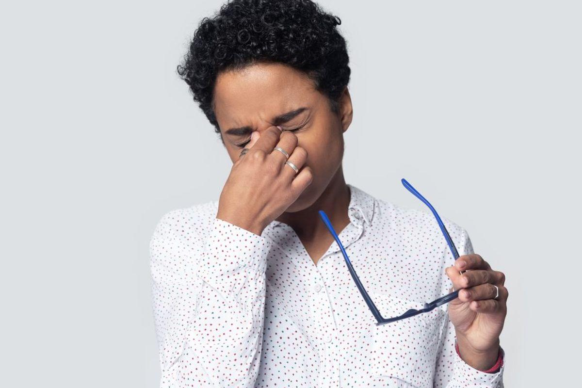 Undgå at røre din næse, mund og øjne, hvis du ikke har rene hænder, da virus typisk smitter fra hænderne til slimhinderne i næse, mund og øjne – men ikke gennem huden. Kilde: Sundhedsstyrelsen. Arkivfoto.
