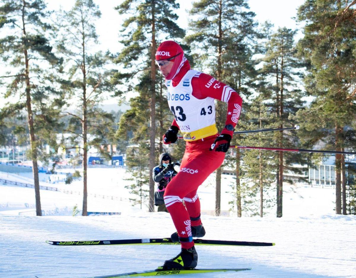 Der afholdes i øjeblikket World Cup i svenske Falun, hvor flere af verdens bedste langrendsløbere er samlet. Foto: Tt News Agency/Reuters/Scanpix.