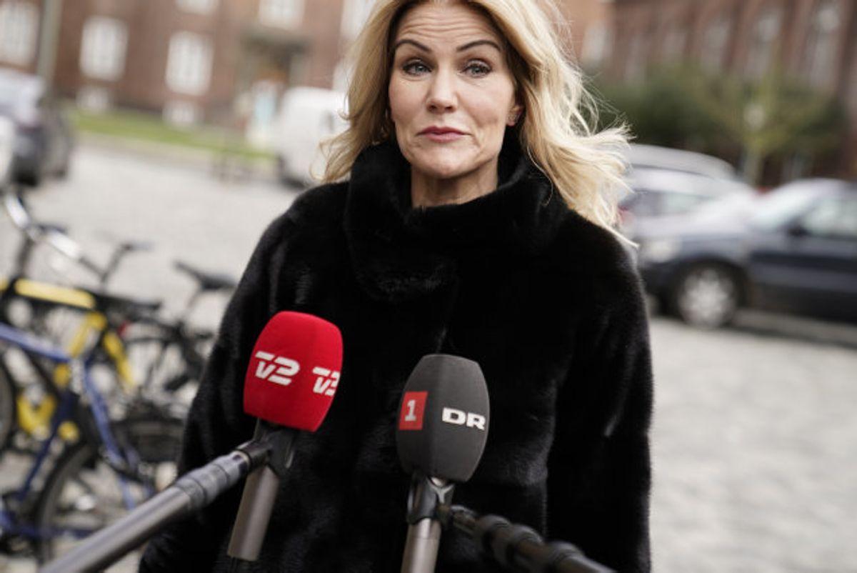 Tidligere statsminister Helle Thorning-Schmidt (S) er fredag afhørt i Tibetkommissionen. Foto: Mads Claus Rasmussen/Scanpix