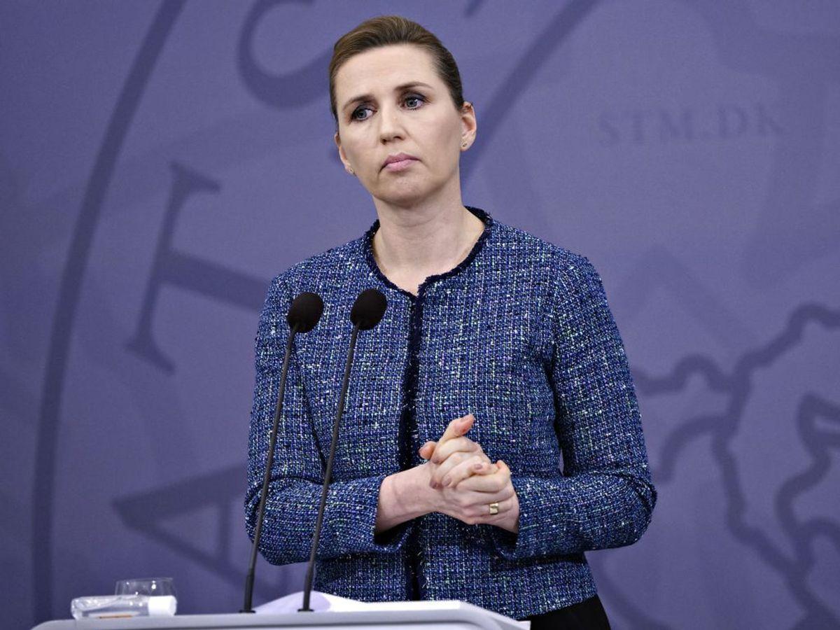 Venstre beskylder statsministeren for tillidsbrud i coronaforløb. (Foto: Philip Davali/Ritzau Scanpix)