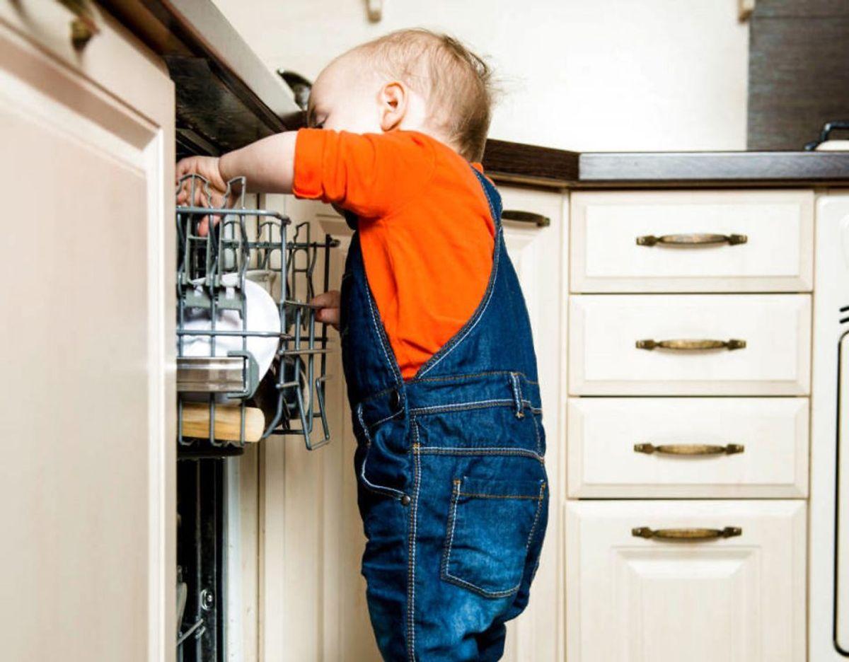 Mange bruger bare opvaskemaskinen, som de altid har gjort. Og det kan være en fejl. KLIK VIDERE OG SE DE 12 TYPISKE FEJL. Foto: Scanpix