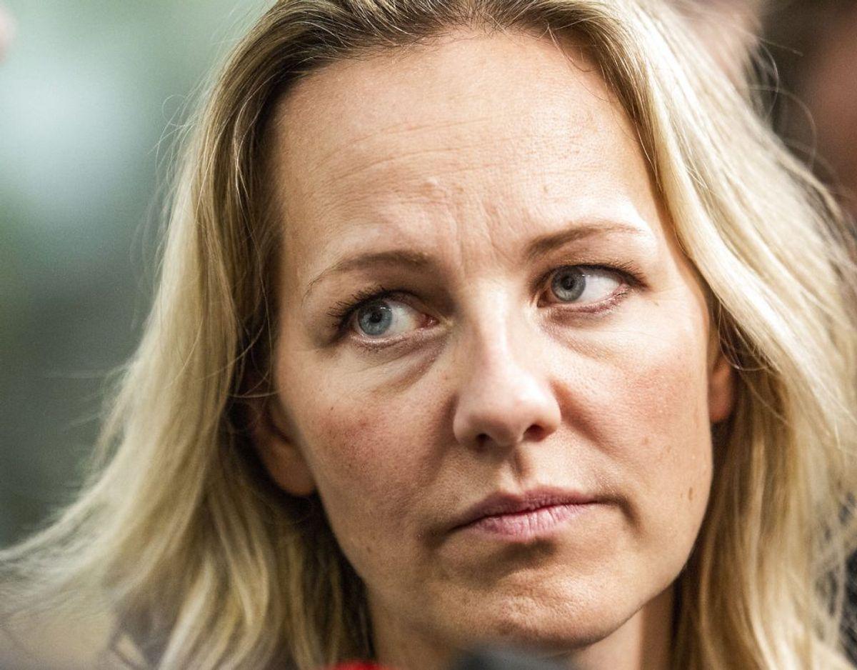 Ida Auken forlader angiveligt Radikale Venstre. Arkivfoto: Ólafur Steinar Rye Gestsson/Ritzau Scanpix)