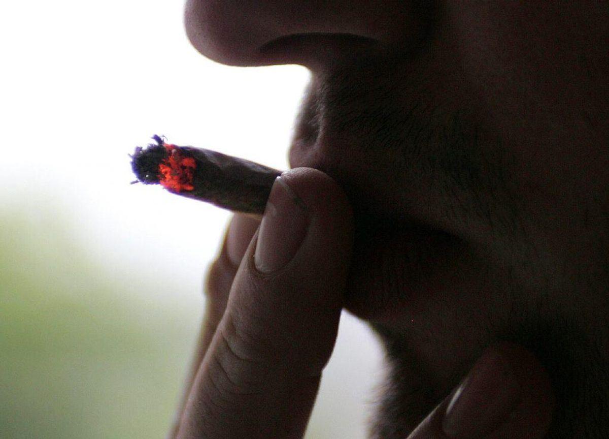 Drop rygningen.