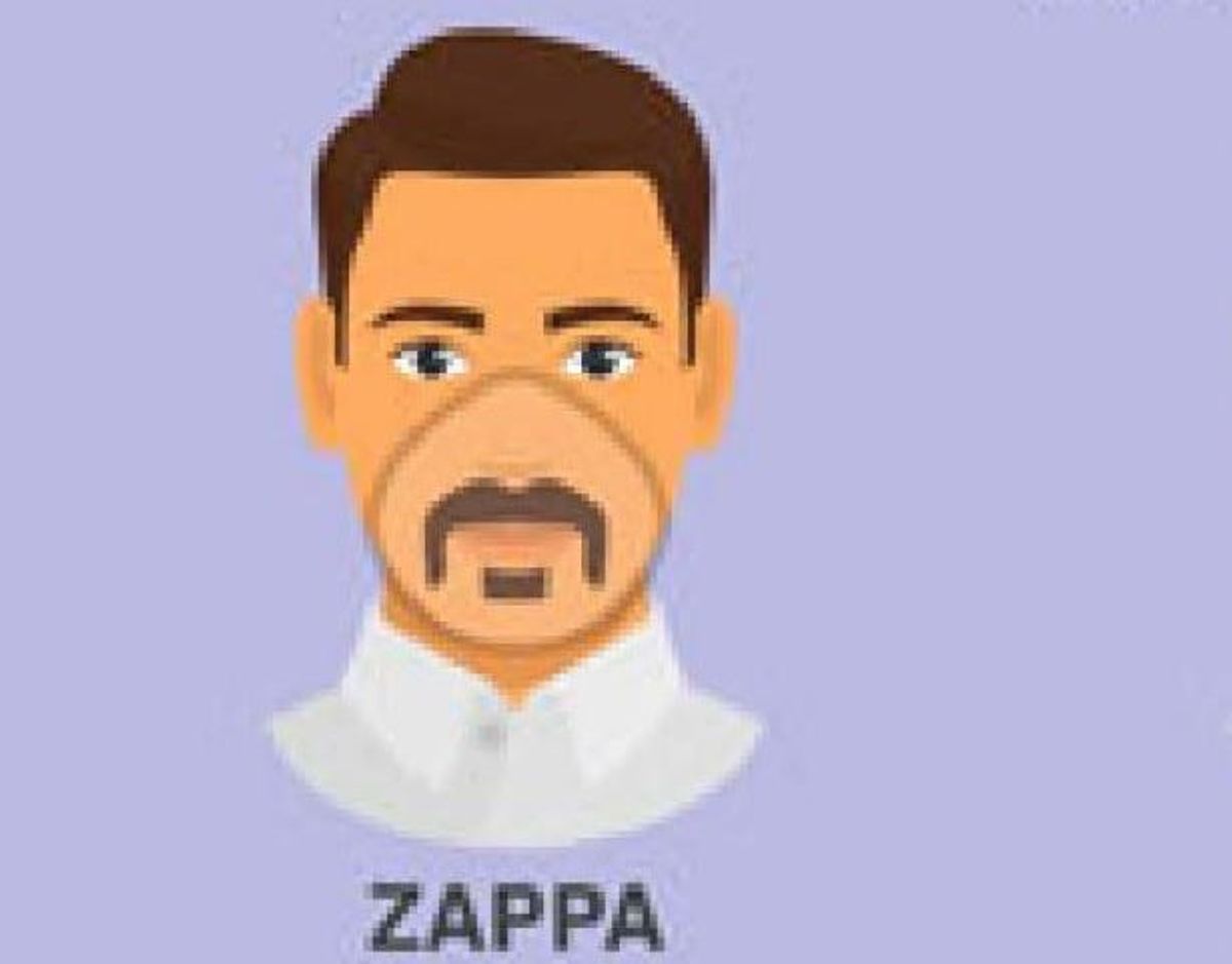Frank Zappa er godkendt. Foto: CDC