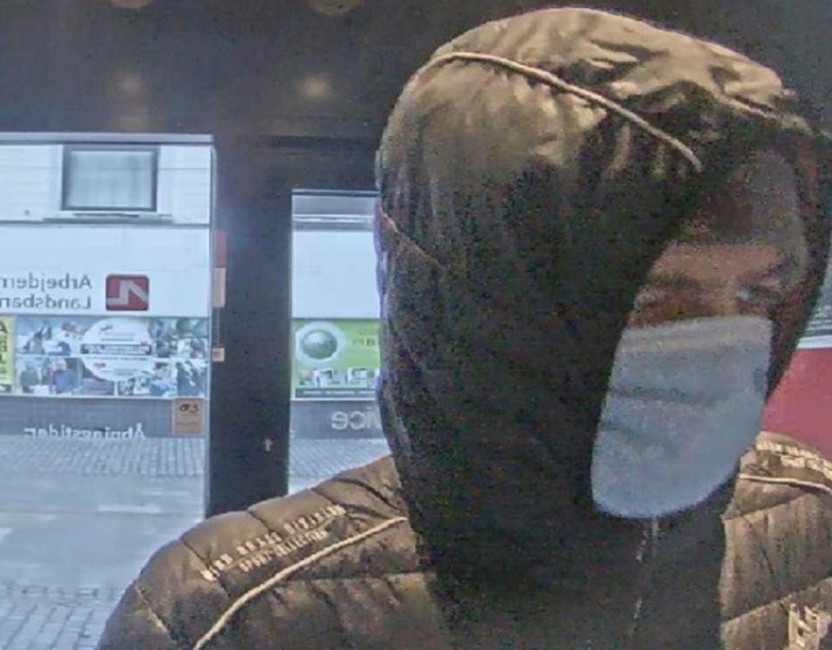 Politiet i Nordjylland efterlyser denne mand. Foto: Nordjyllands Politi