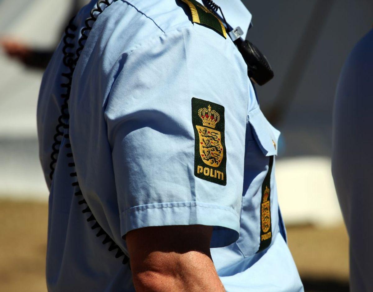 De falske betjente, der ringer, forsøger at lokke personlige oplysninger ud af folk. Arkivfoto.
