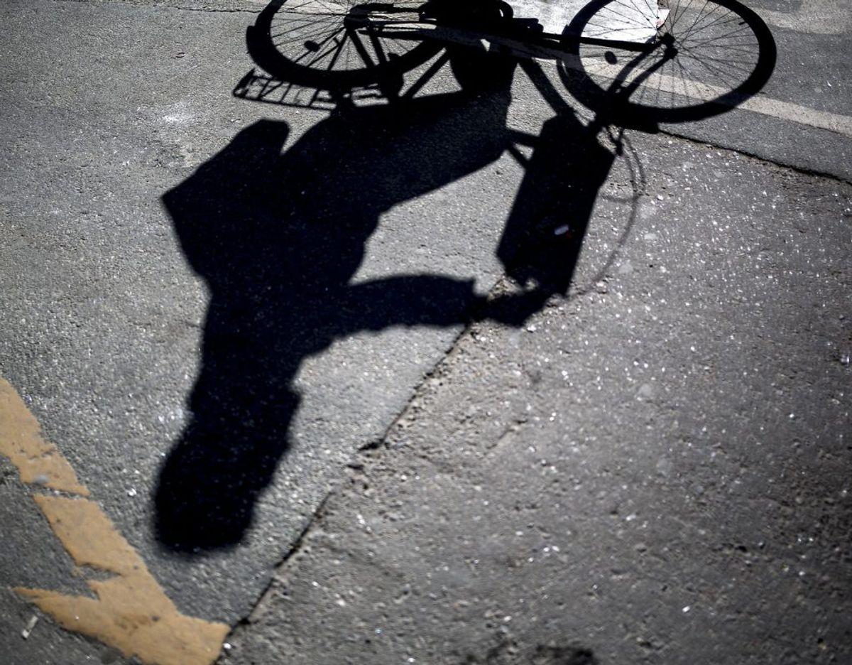 Cyklister overholder ikke lovene, mener bilisterne. Arkivfoto: Scanpix