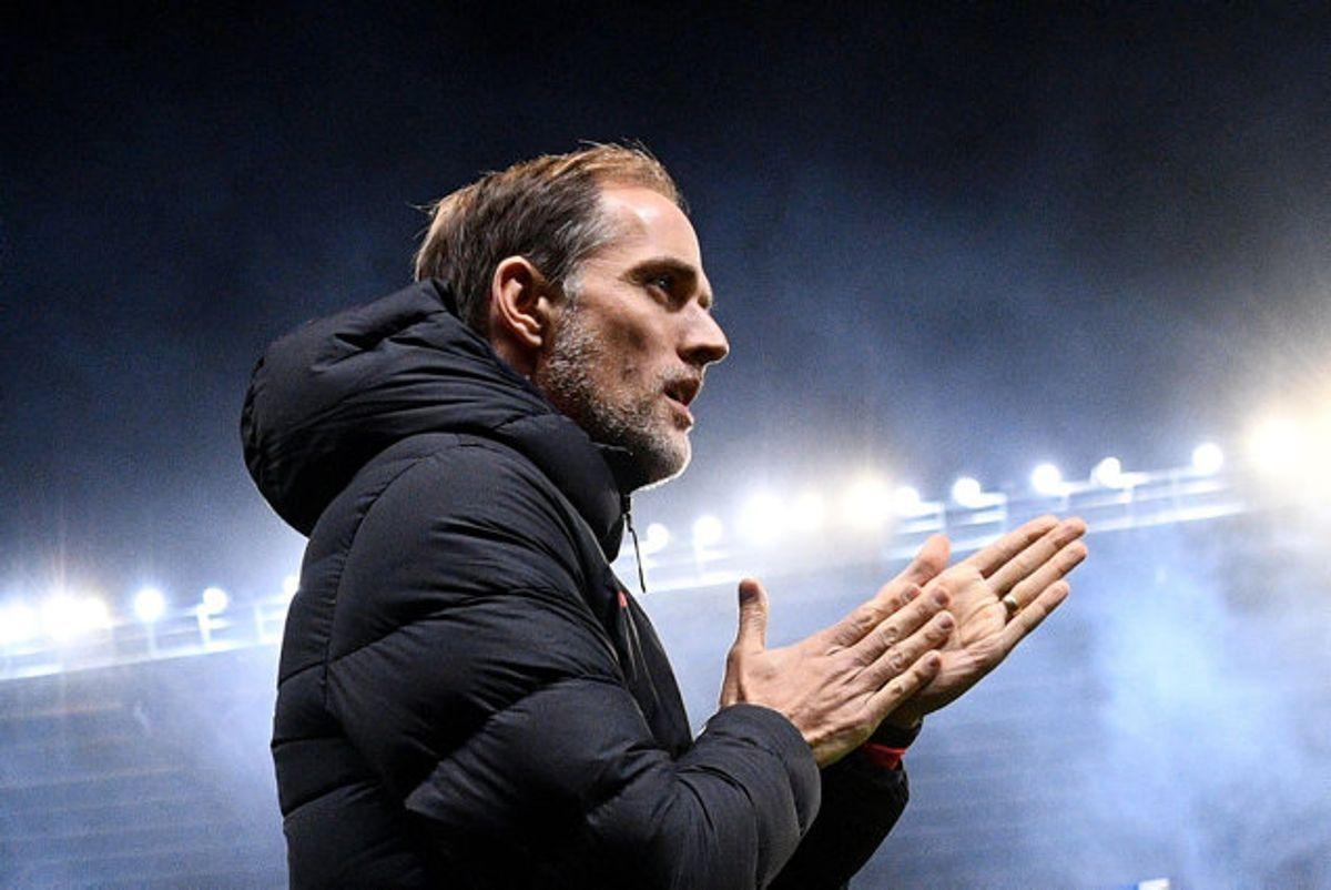 Thomas Tuchel har senest været cheftræner i Paris Saint-Germain, som fyrede ham juleaftensdag sidste år. (Arkivfoto) Foto: Franck Fife/AFP