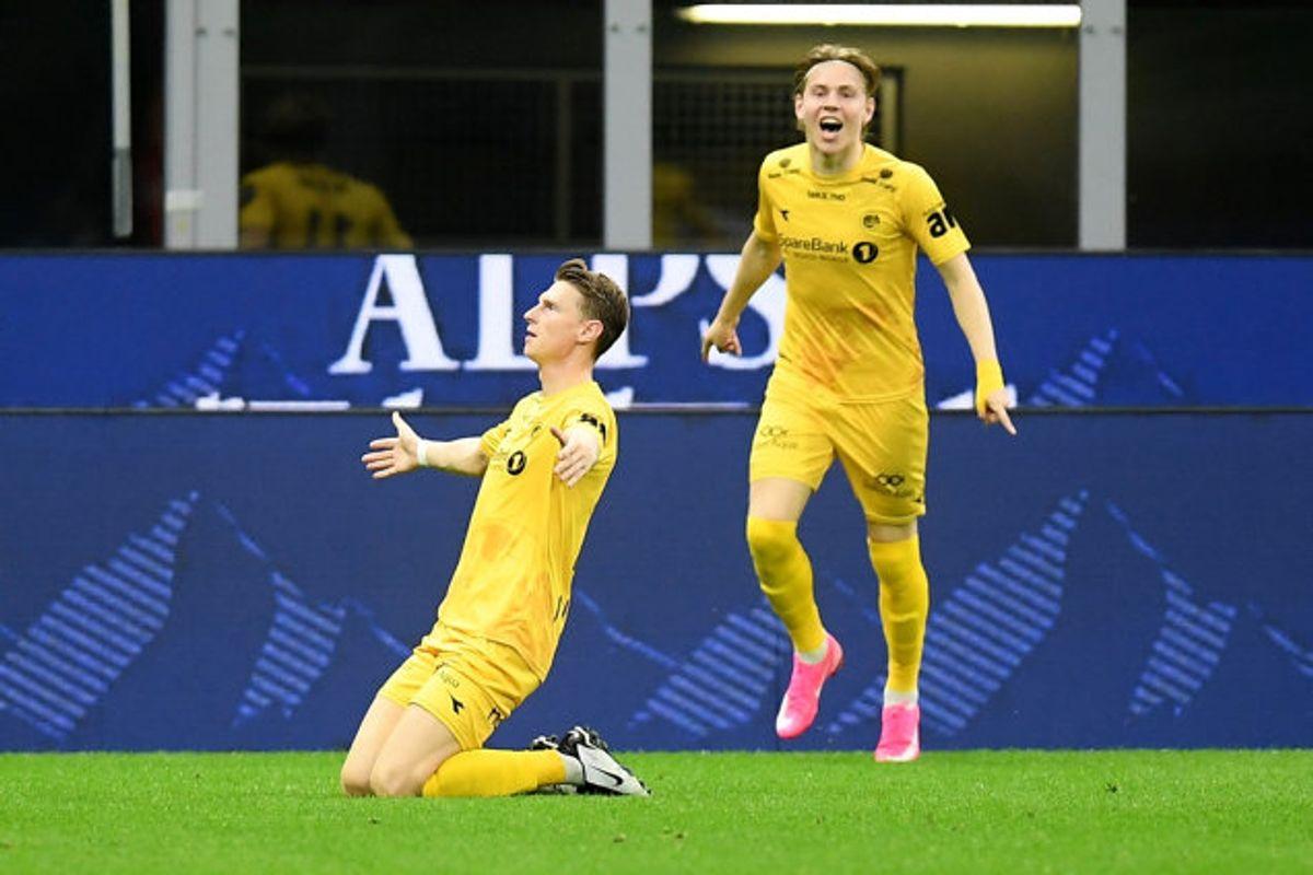 Kasper Junker endte som topscorer i Eliteserien sidste år. (Arkivfoto) Foto: Daniele Mascolo/Reuters