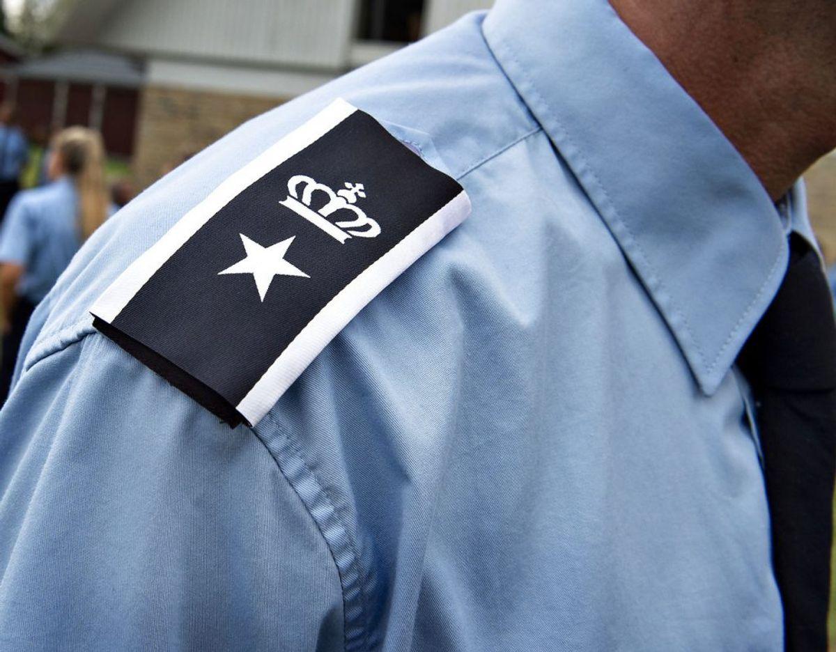 En rapport fra forskningscenteret VIVE viser, at 13,5 af danske fængselsbetjente opfylder diagnosekravene for PTSD. Foto: Scanpix.