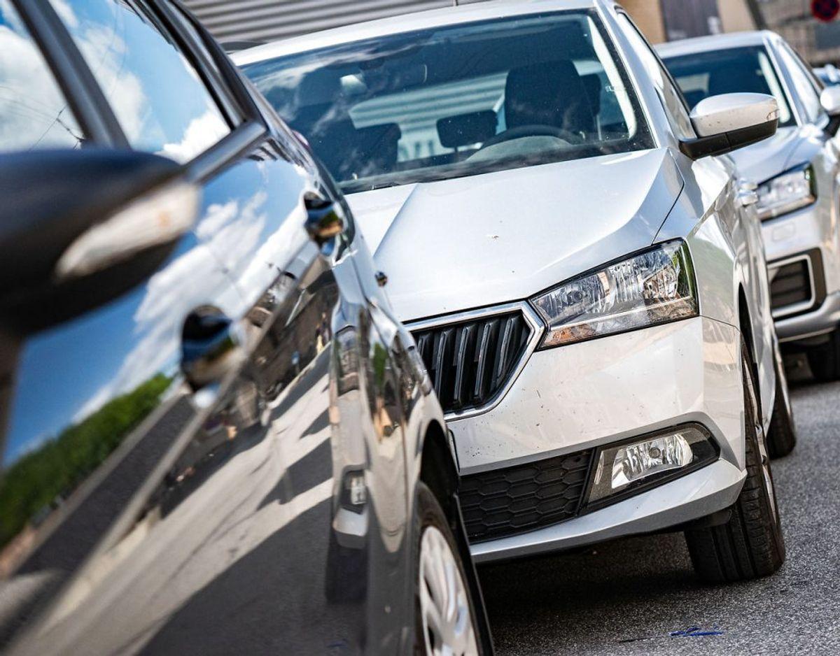 Tør du købe ny bil? Klik og se de mest populære fra året, der er gået. (Foto: Emil Helms/Ritzau Scanpix)