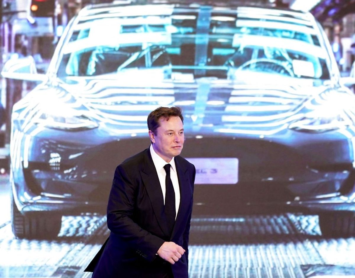 7) Tesla Model 3 – 4277 solgte. Foto: Scanpix