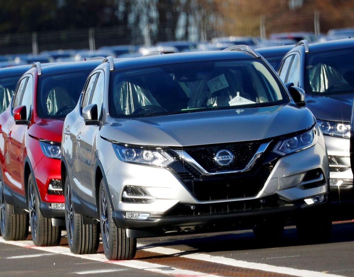4) Nissan Qashqai – 4802 solgte. Foto: Scanpix