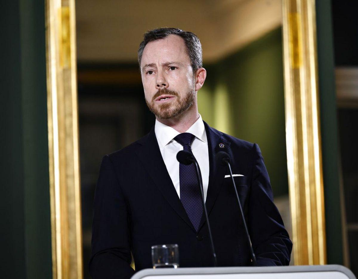 Venstres krise løses ikke over natten, mener Hans Engell. (Foto: Philip Davali/Ritzau Scanpix)