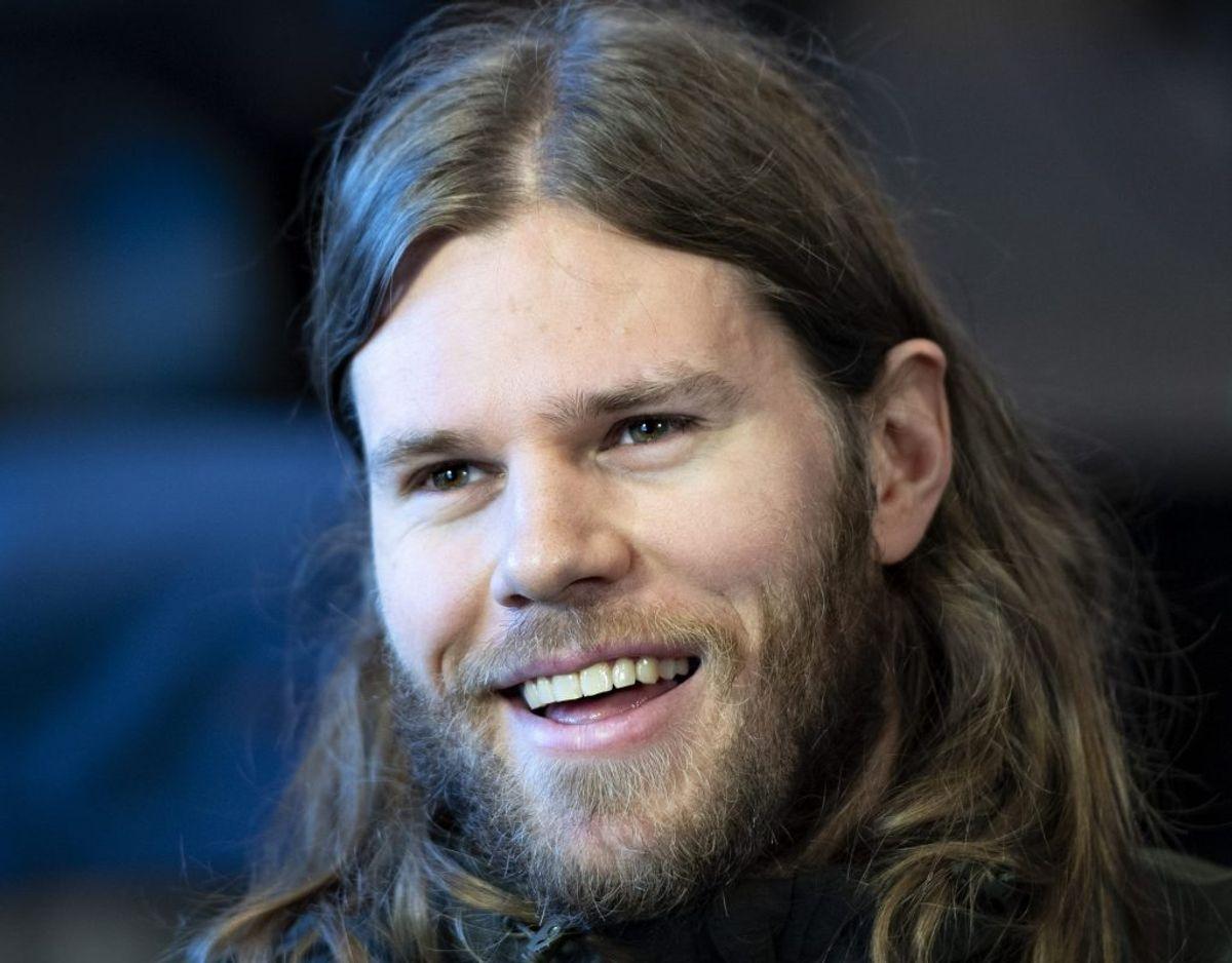 Håndboldhugget Mikkel Hansen scorer både uden og indenfor banen. Foto: Henning Bagger/Scanpix.