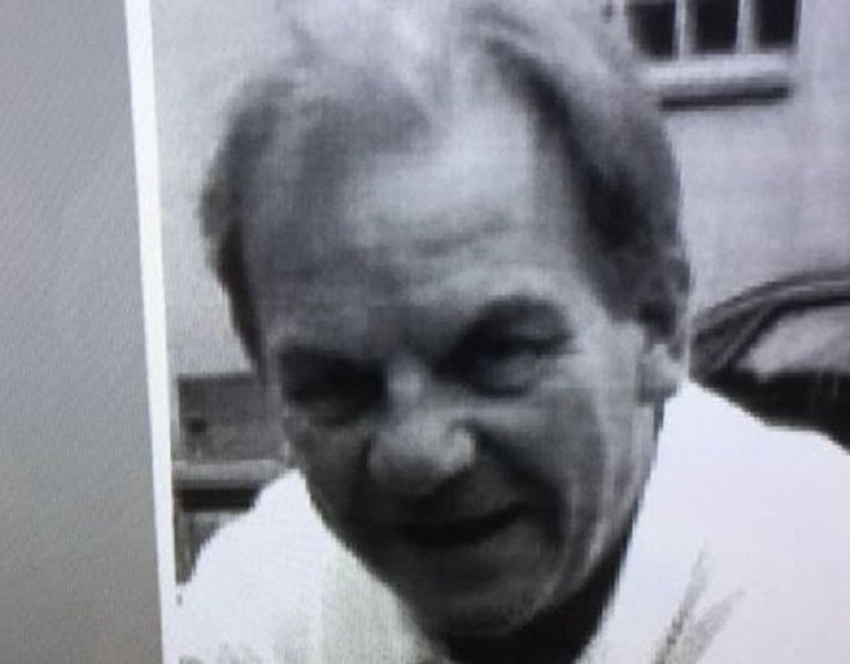 Sådan ser Bjarne, der har været væk siden 18. december, ud. KLIK og se billeder fra Eftersøgning. Foto: Københavns Politi.