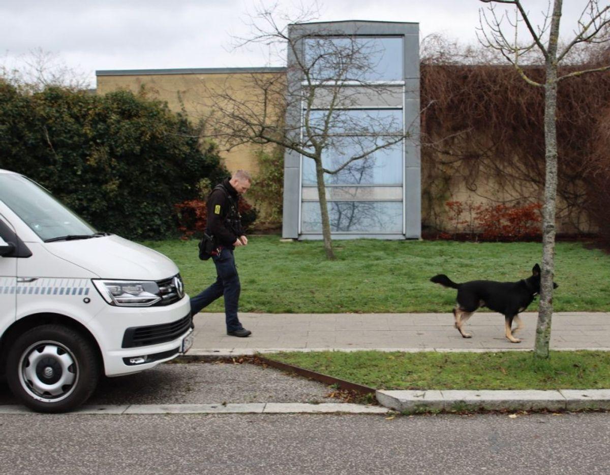 Københavns Politi har ledt efter Bjarne. KLIK og se billede af Bjarne. Foto: Presse-fotos.dk.