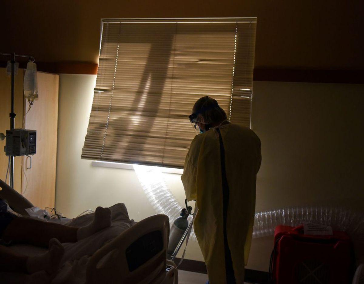 Den 82-årige blev tævet ihjel med en iltbeholder. Foto: REUTERS/Callaghan O'Hare/Scanpix