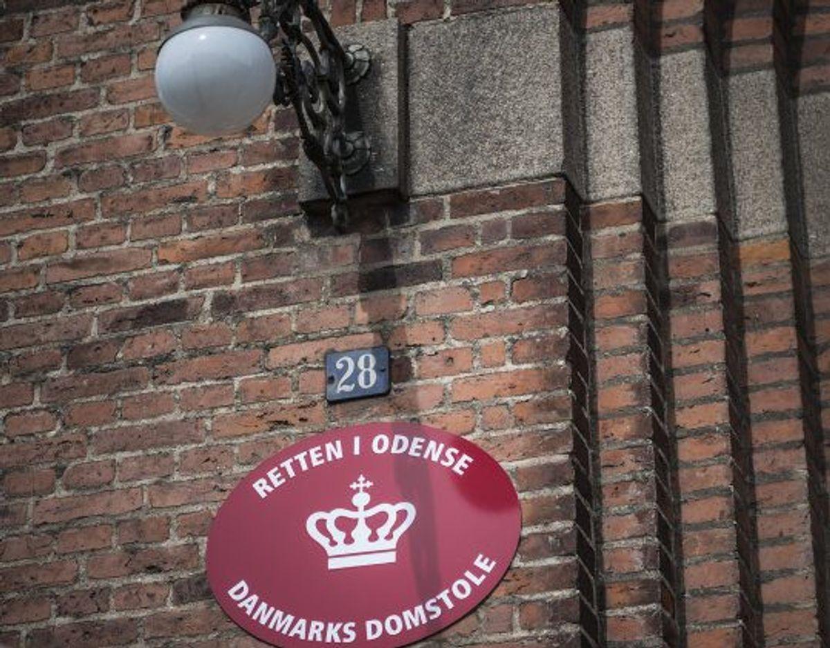 Retten i Odense har onsdag valgt at varetægtsfængsle en 26-årig mand i fire uger efter hasarderet kørsel i Odense. (Arkivfoto) Foto: Tim Kildeborg Jensen/Scanpix